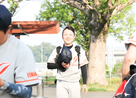 スターティングメンバーに昇格した川口選手